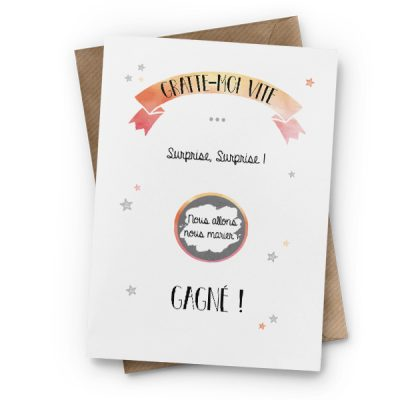 annonce mariage